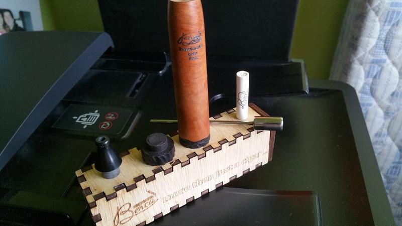 échange Briar cigar Berca 9 mm 20170114