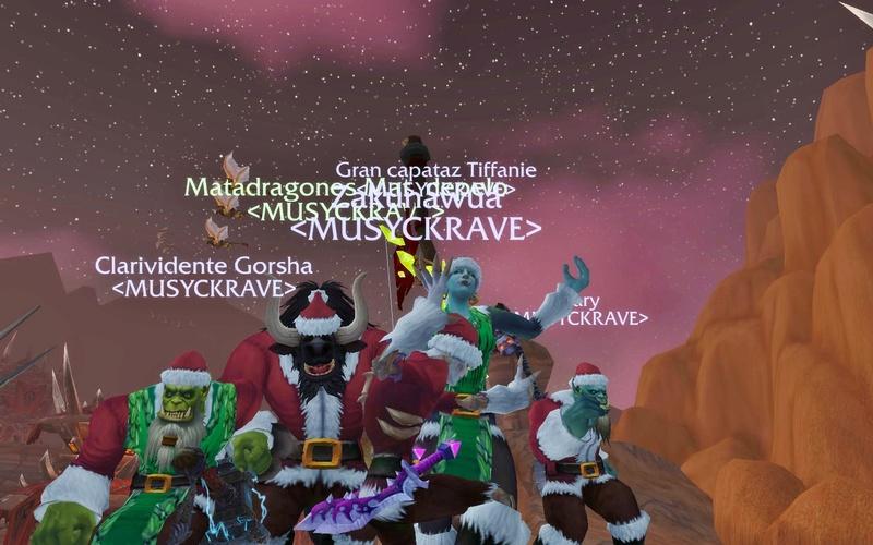 VIDEO & SCREENSHOOTS navideñas Wowscr26