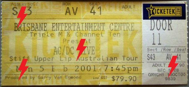 2001 / 02 / 05 - AUS, Brisbane, Entertainment Centre 05_02_11