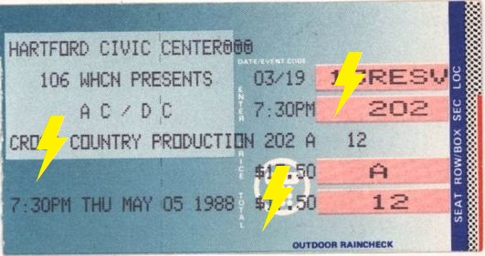 1988 / 05 / 05 - USA, Hartford, Civic Center 05_05_10