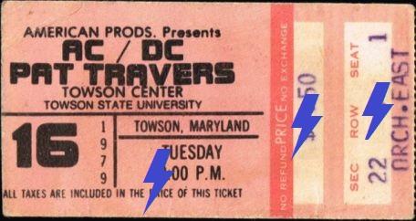 1979 / 10 / 16 - USA, Towson, Towson Center 16_10_10