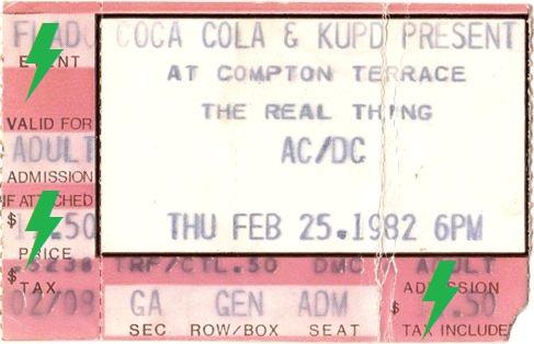 1982 / 02 / 25 - USA, Phoenix, Compton Terrace 25_02_10