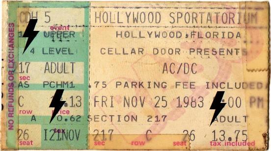 1983 / 11 / 25 - USA, Hollywood, Hollywood Sportatorium 25_11_10