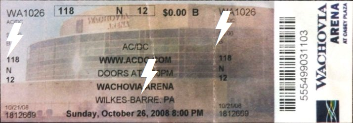 2008 / 10 / 26 - USA, Wilkes-Barre, Wachovia Arena 26_10_10