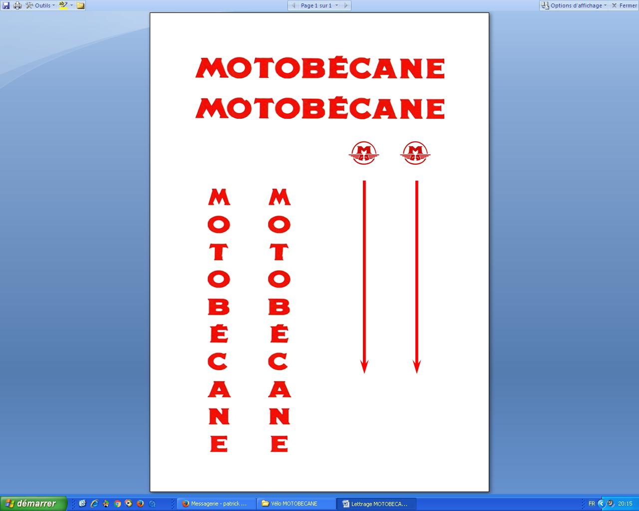 MOTOBECANE C2 de 1976 - Page 2 Copyim11