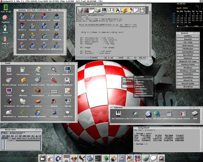 [Tuto] Jouer à l'Amiga sur la Win Amigas10