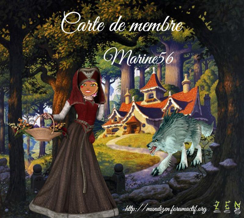CARTE DE MEMBRE MARINE56 Marine10