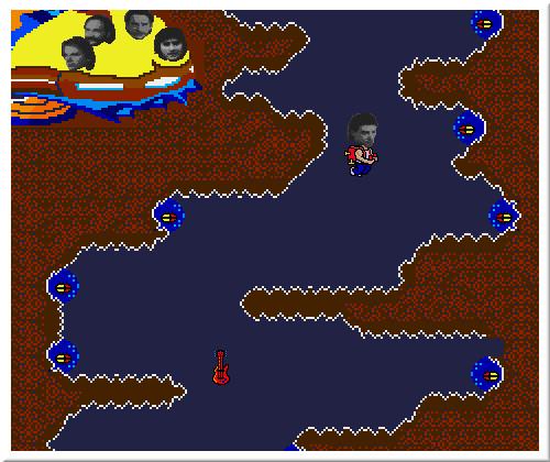 [TEST]ROM - Journey - Arcade game Jeu410