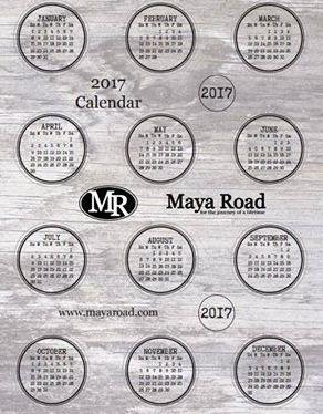 TUTORIAL FOR FLIP OVER CALENDAR SWAP Maya_r10