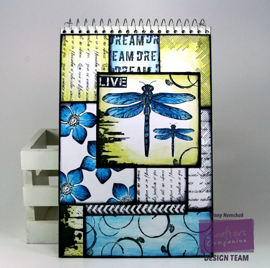 TUTORIAL FOR ALTERED STENO BOOK SWAP  Spiral11