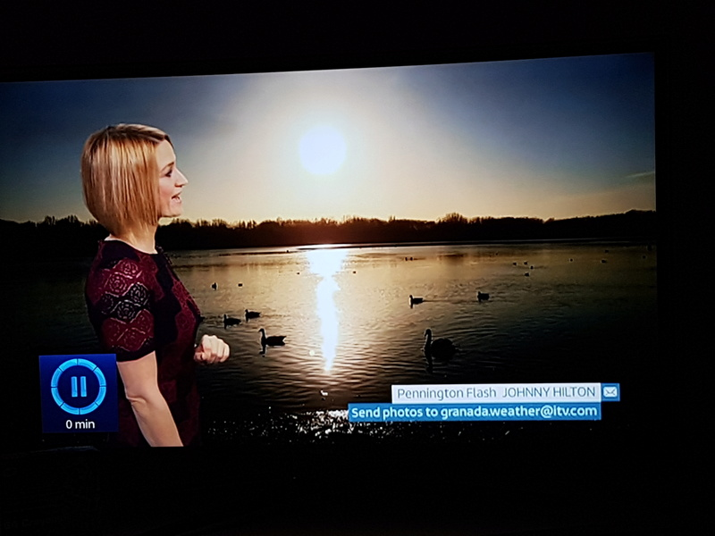 Anyone watch granada reports? 20170110