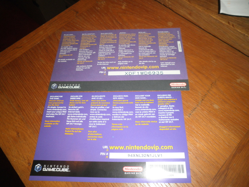 Arnaque - Fausse carte VIP Gamecube ?  P2130010