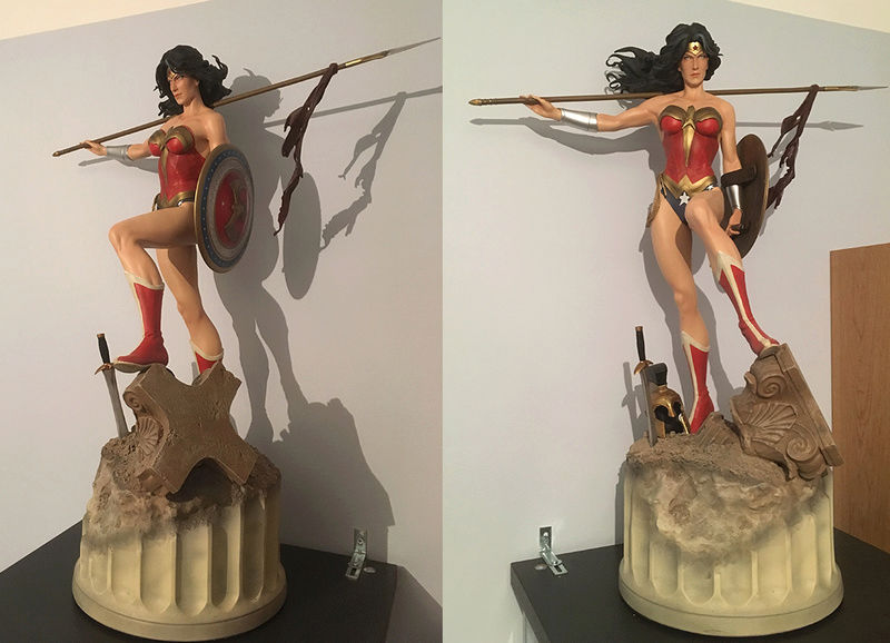 Les figurines - Cette dangereuse folie Wonder10