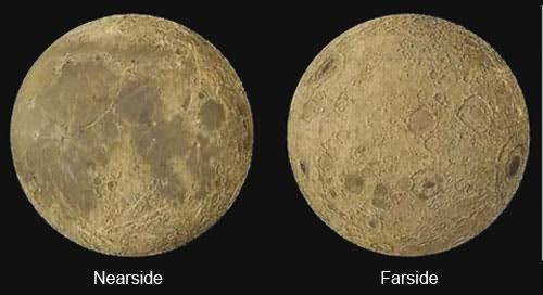 The moon is a space craft Moonsi10