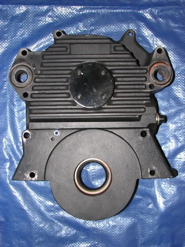 Marine Cam Driven Water Pump cover Cam_pu10