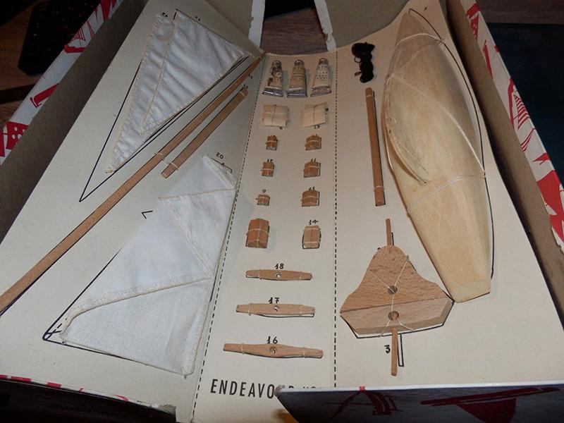 """Endeavour """"kit constructo"""" Pc160022"""