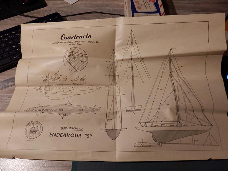 """Endeavour """"kit constructo"""" Pc160024"""