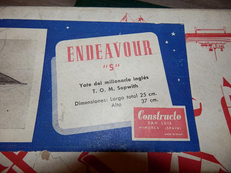 """Endeavour """"kit constructo"""" Pc160026"""