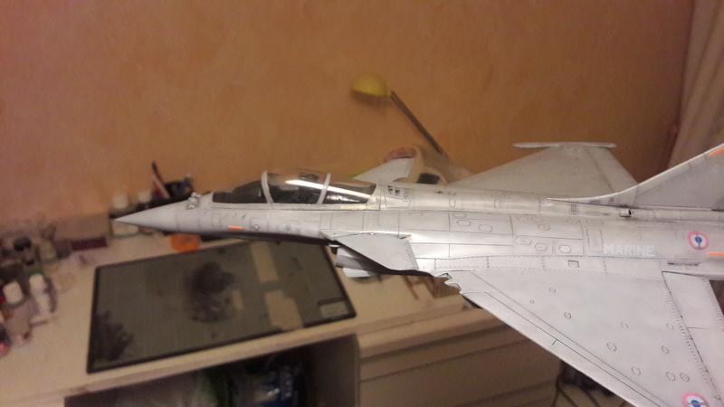 Dassault Rafale M bomb & rack 20161219