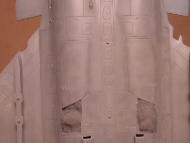 Dassault Rafale M bomb & rack Dsc_0045