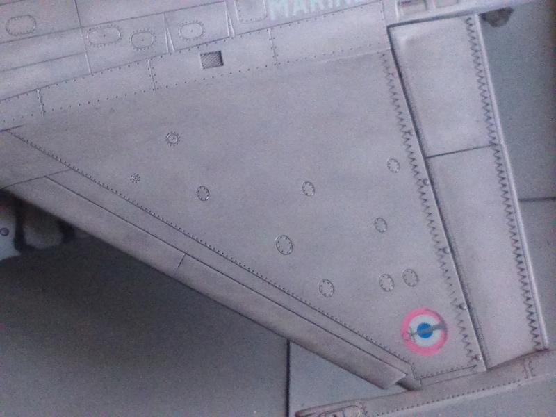 Dassault Rafale M bomb & rack Dsc_0047