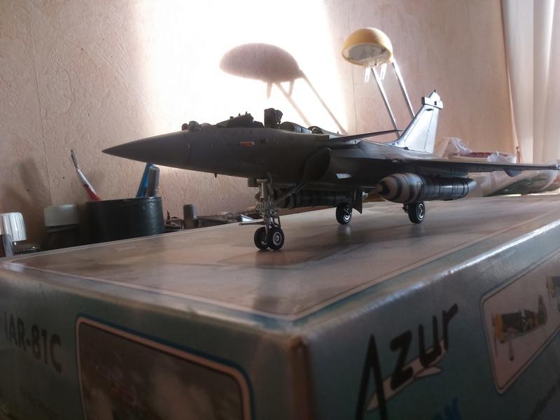 Dassault Rafale M bomb & rack Dsc_0051