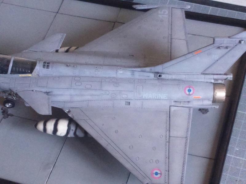 Dassault Rafale M bomb & rack Dsc_0053