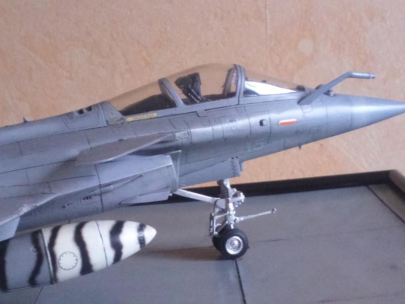 Dassault Rafale M bomb & rack Dsc_0059