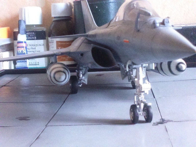 Dassault Rafale M bomb & rack Dsc_0062