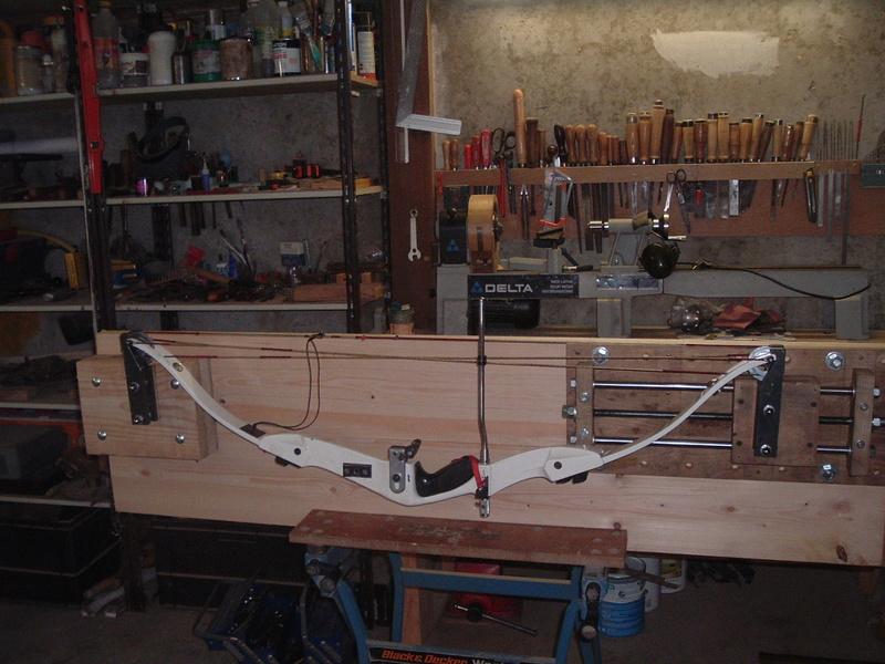 Fabrication d'une presse pour compound - Page 3 Dscf0911