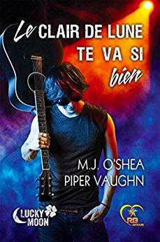 VAUGHN Piper et O'SHEA M.J - Le clair de lune te va si bien  51tl1410