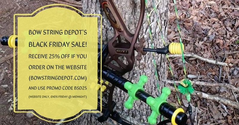 Bow String Depot's Black Friday sale! Black_10