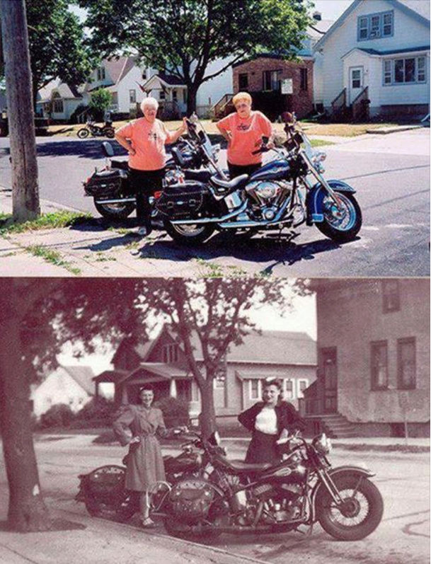 NOSTALGIA vieilles photos d'époque - Page 3 Captu360