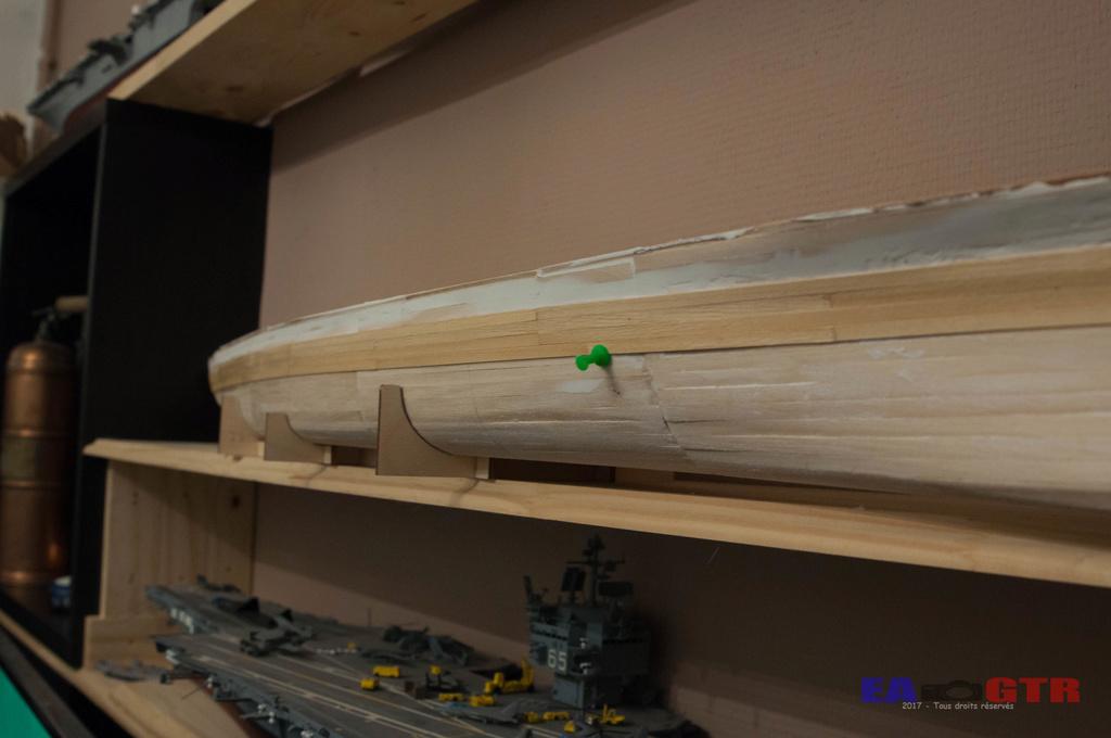 Construire le Bismarck 1/200 Hachette 2016-110
