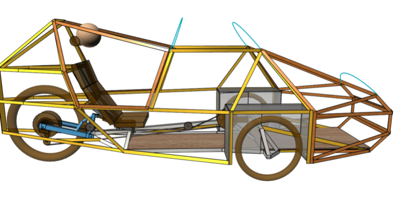cargomobile (trikeporteur, j'y crois c'est déjà bien) Proto112