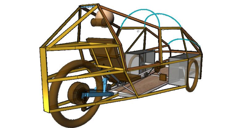 cargomobile (trikeporteur, j'y crois c'est déjà bien) Proto910