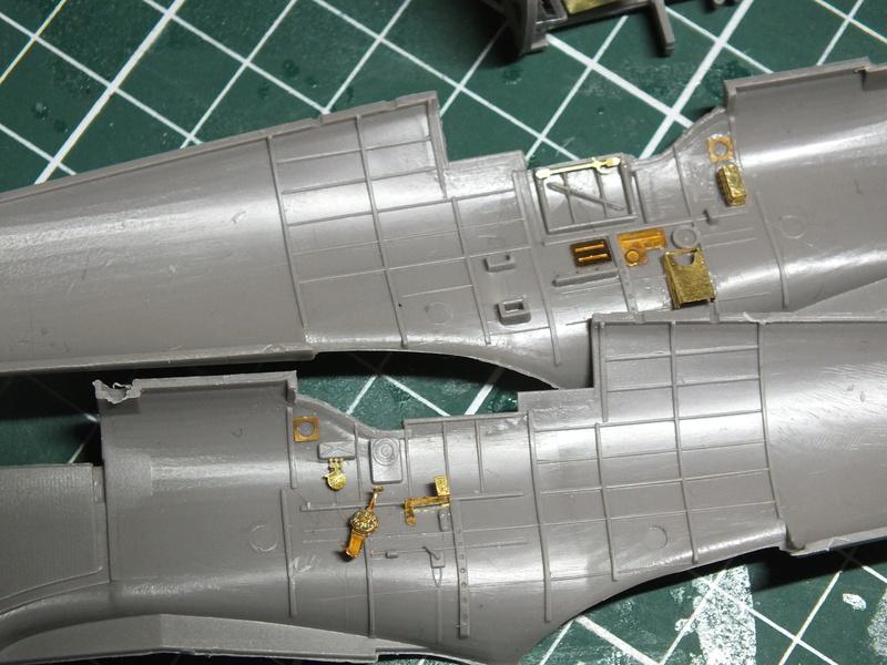 Spitfire Mk VIII ICM réf:48065 1/48 Dscf0411