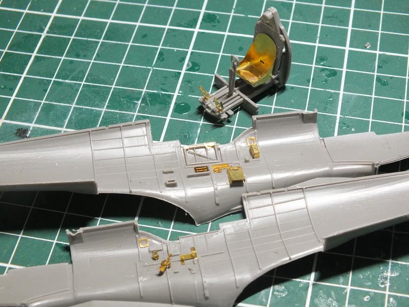 Spitfire Mk VIII ICM réf:48065 1/48 Dscf0412