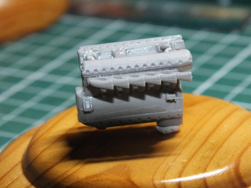 Spitfire Mk VIII ICM réf:48065 1/48 Dscf0418