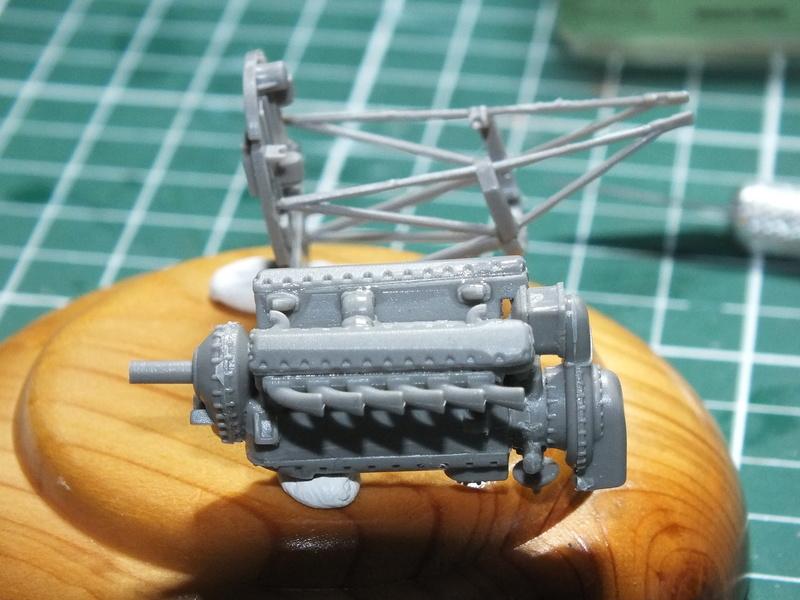 Spitfire Mk VIII ICM réf:48065 1/48 Dscf0419