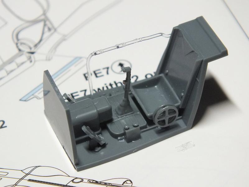 BF109G-6 Eduard 1/48 ref 8211X Dscf0550