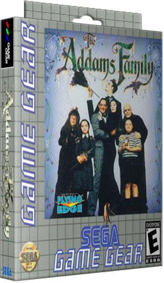 Covers - Partages d'images au bon format pour les roms - Page 3 Addams10
