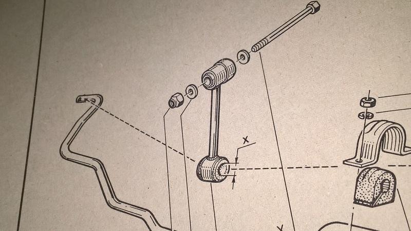 biellette barre stabilisatrice r20 ts ph2 millésime 1982 Wp_20125