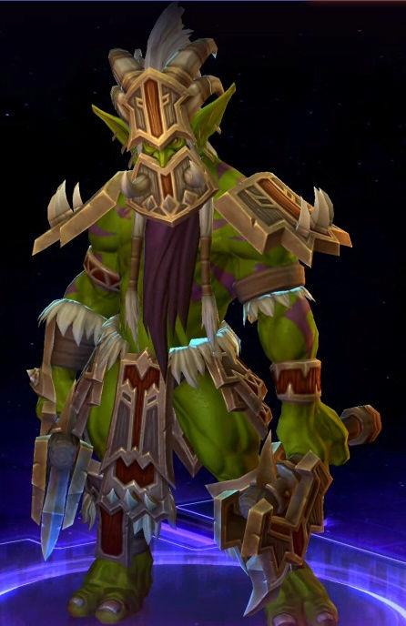 Zul'Jin, señor de la guerra de los Amani Zul_ji13
