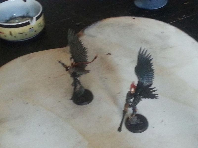 les debuts de ma premiere armée EN 00elda11
