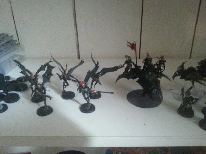les debuts de ma premiere armée EN Ela311