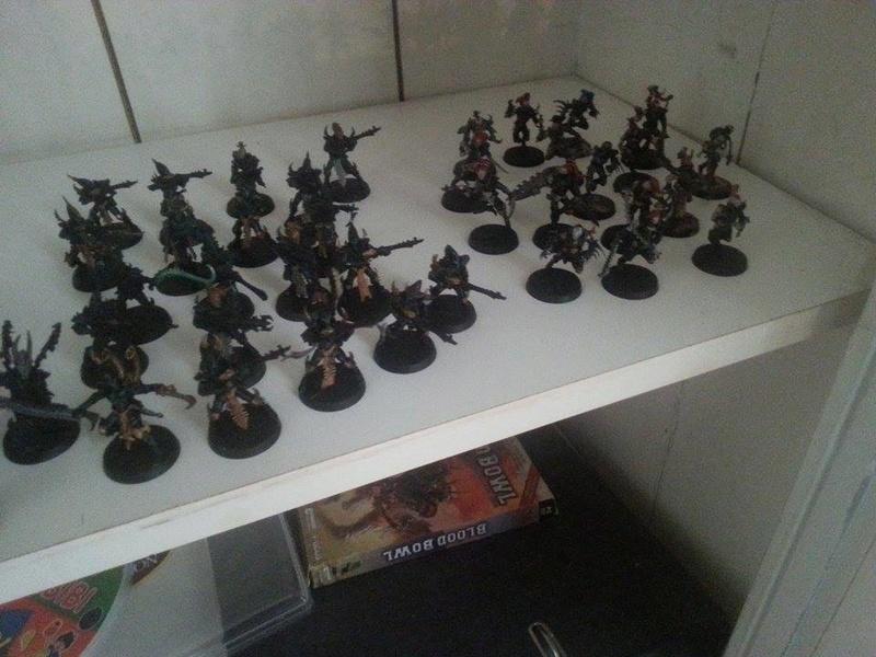 les debuts de ma premiere armée EN Ela611