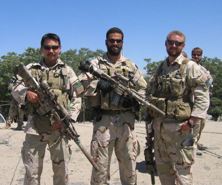 Navy Seal Afghanistan 2005 (reprise) 2e558f10