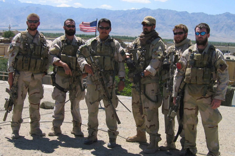 Navy Seal Afghanistan 2005 (reprise) 8510