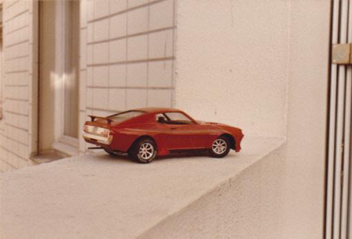 Maquettes des années 80' et 90' - Autos et camion Autos_10
